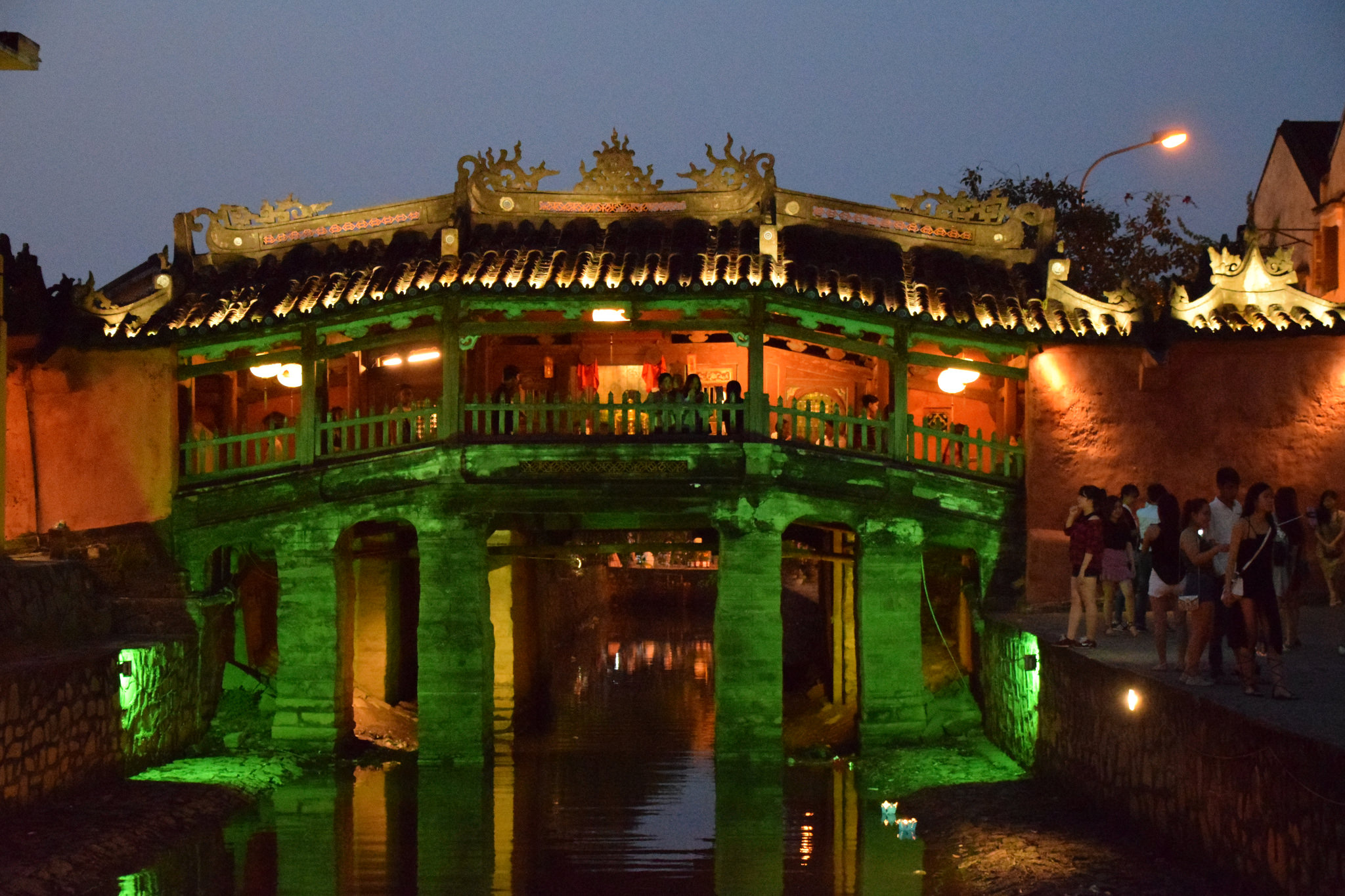 Japanese Bridge, Hoi An, Vietnam | © Paul Mannix/Flickr