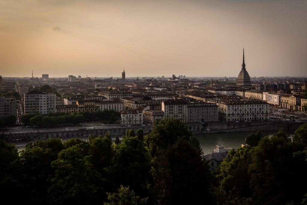 Turin cityscape | © Maëlick/Flickr