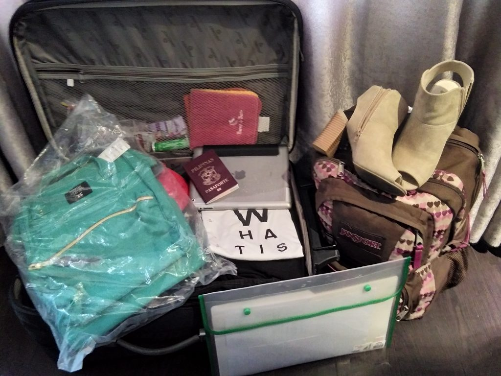 Packing for the TEFL life | © myTEFL