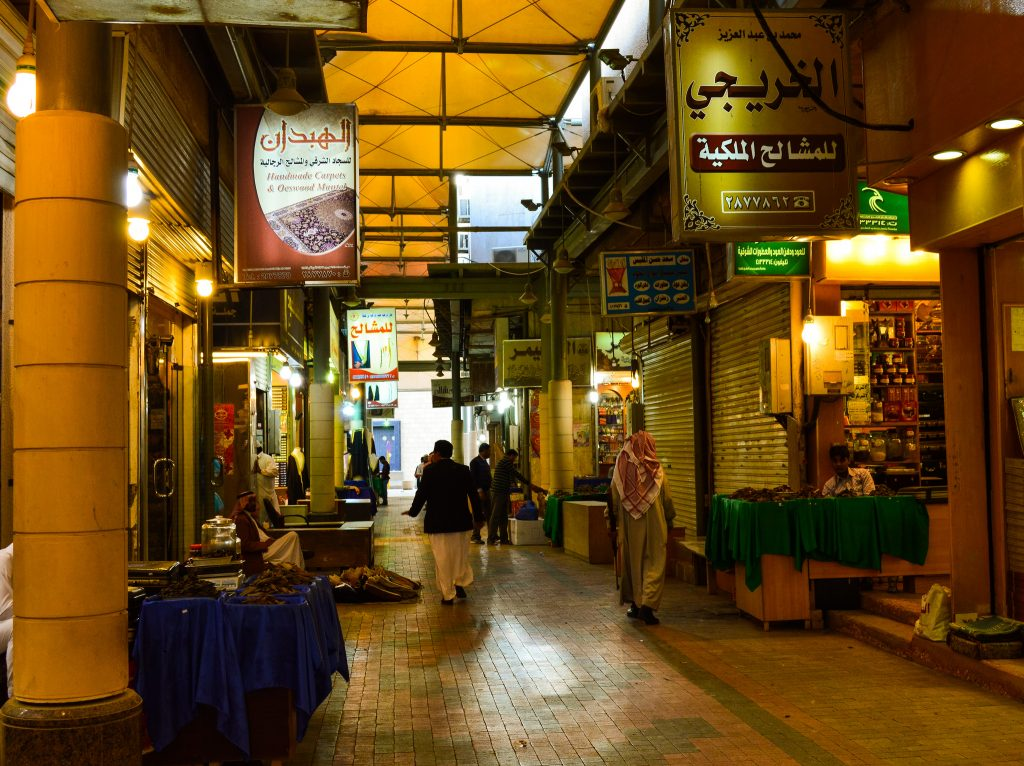TEFL destinations in the Middle East