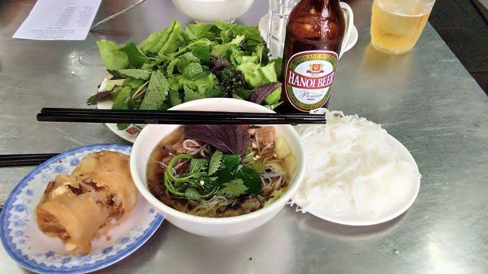 Bun cha, where Obama went! | © Janine Dhuka/myTEFL