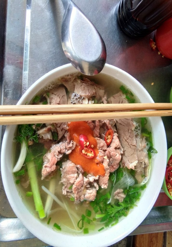 Pho - you must try this | © Janine Dhuka/myTEFL