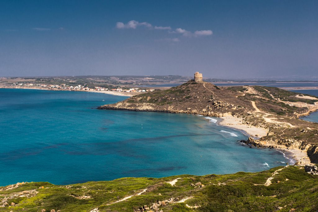 Mediterranean islands where you can TEFL