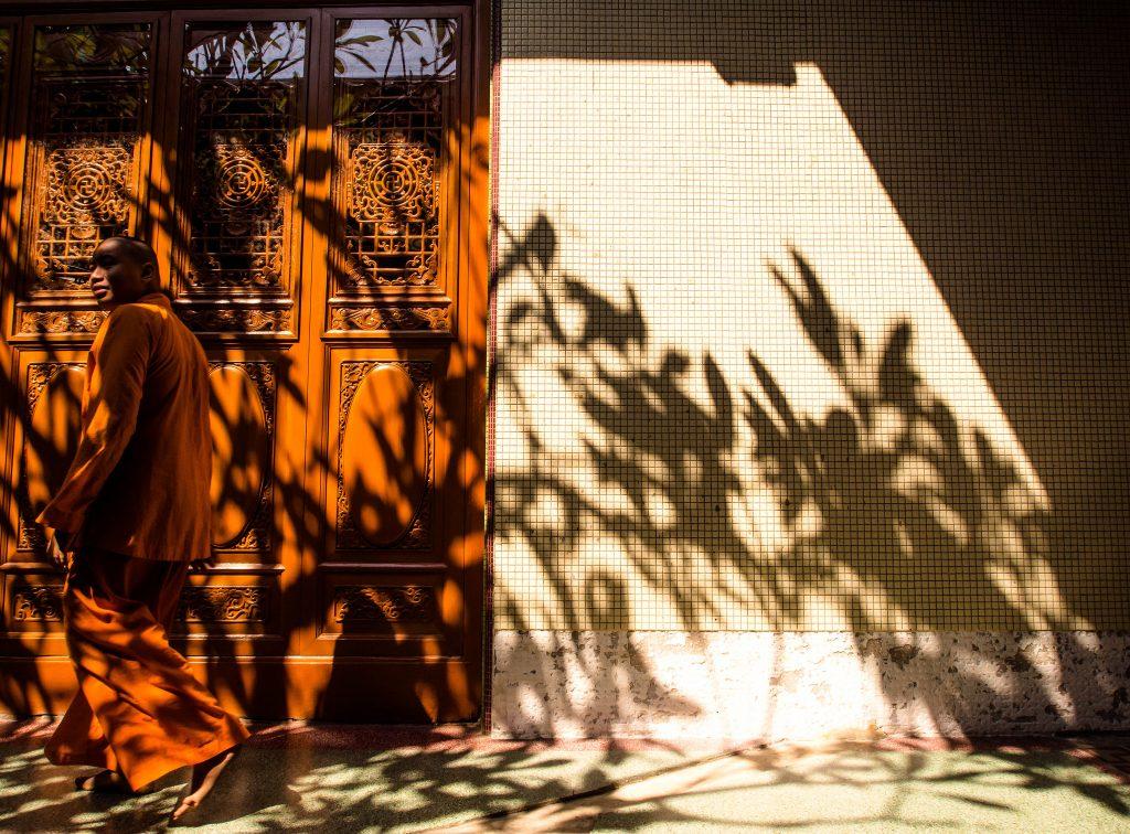 The Monk | © Georgie Pauwels/Flickr