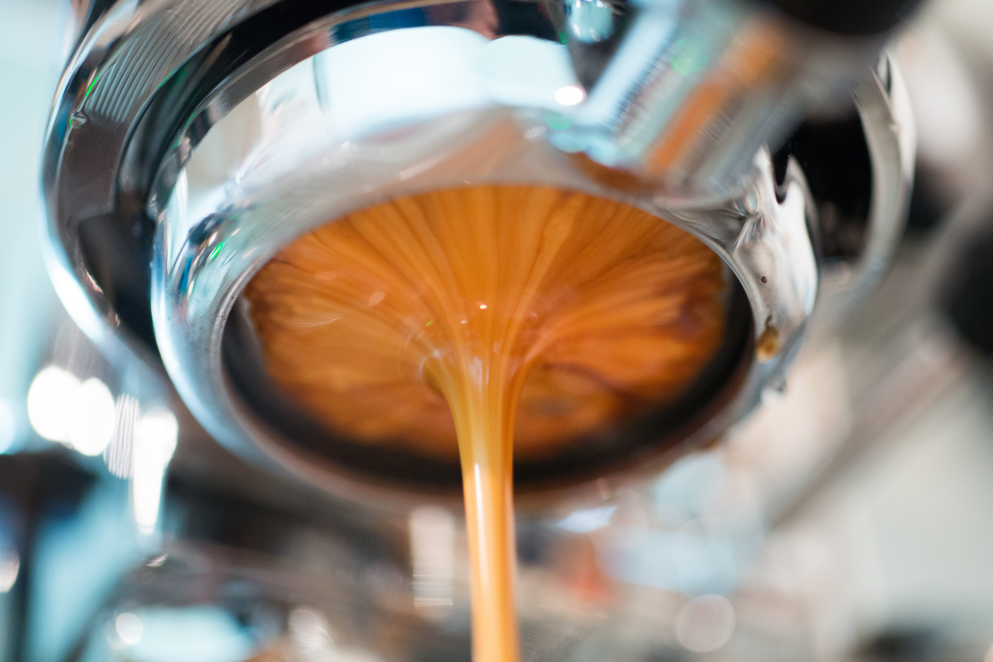 Espresso extraction | © Scott Schiller/Flickr