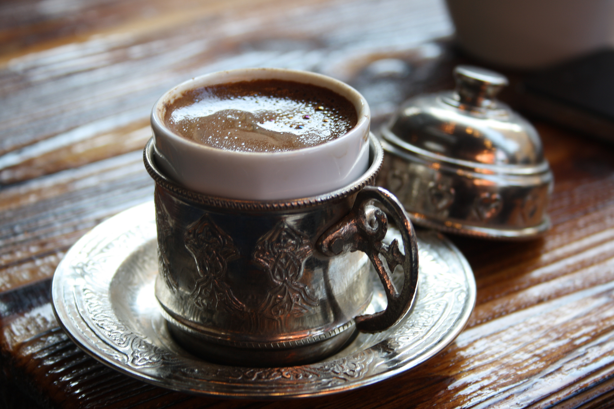 Turkish Coffee | © Jorge Cancela/Flickr