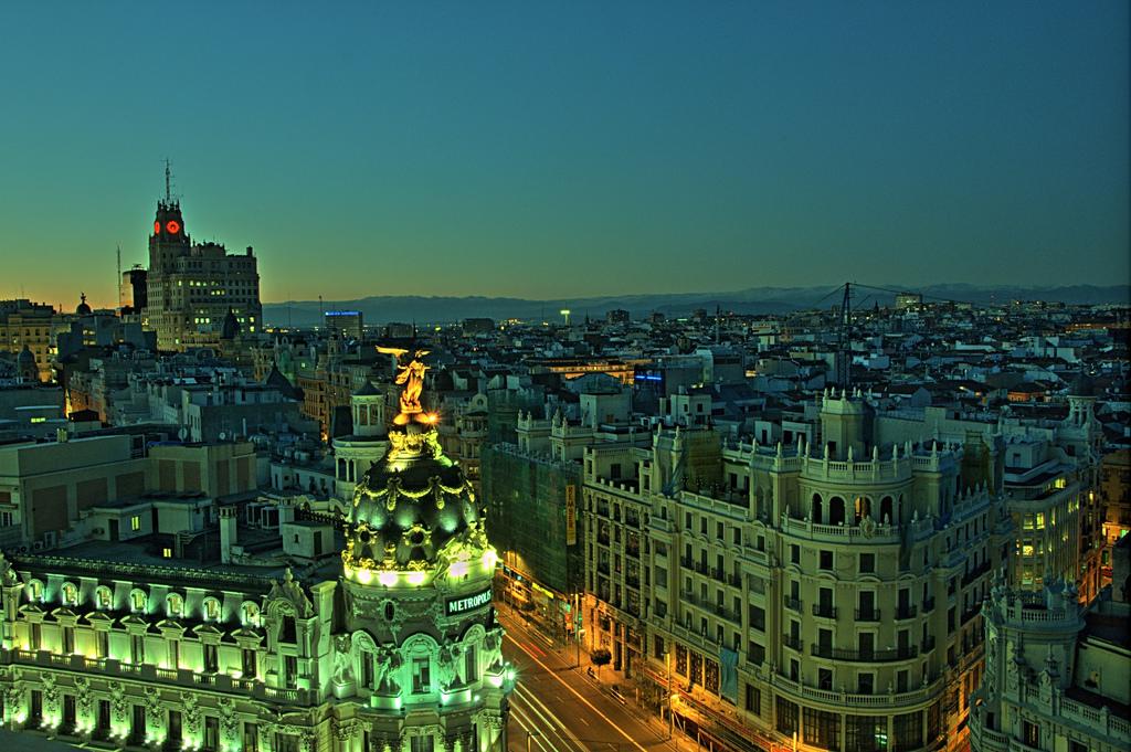 Gran Vía (Madrid) | © Felipe Gabaldón/Flickr