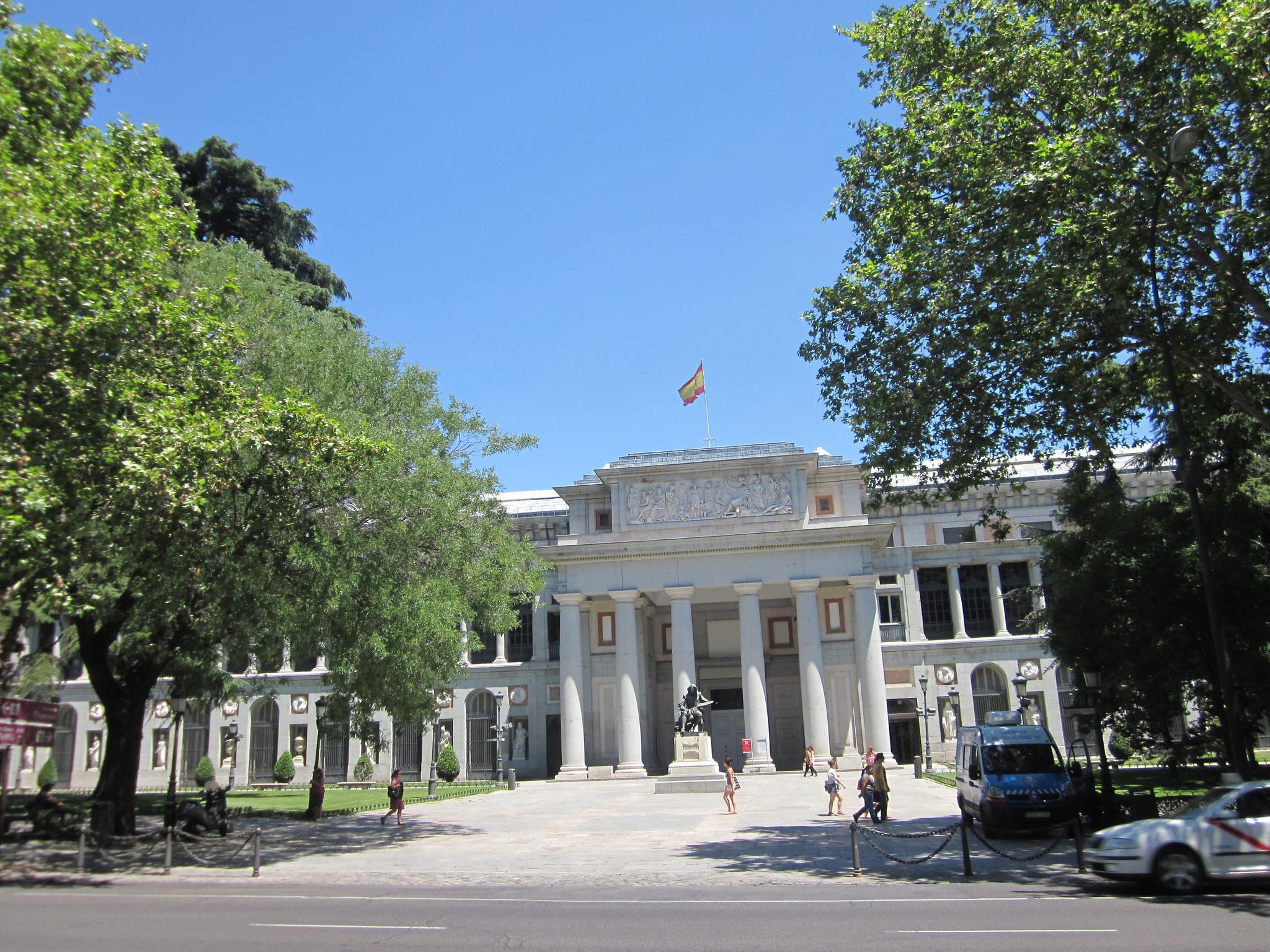 Teaching English in Madrid