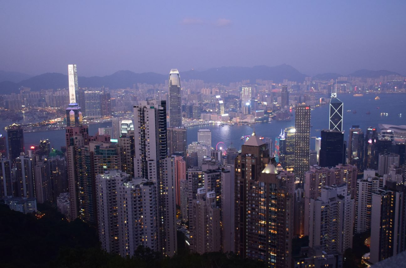 Hong Kong TEFL