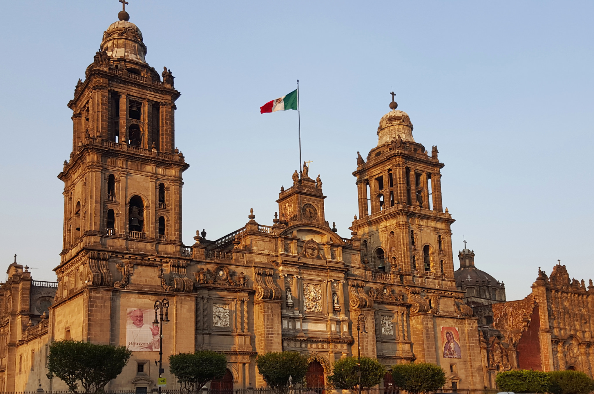 eaching English in Mexico City