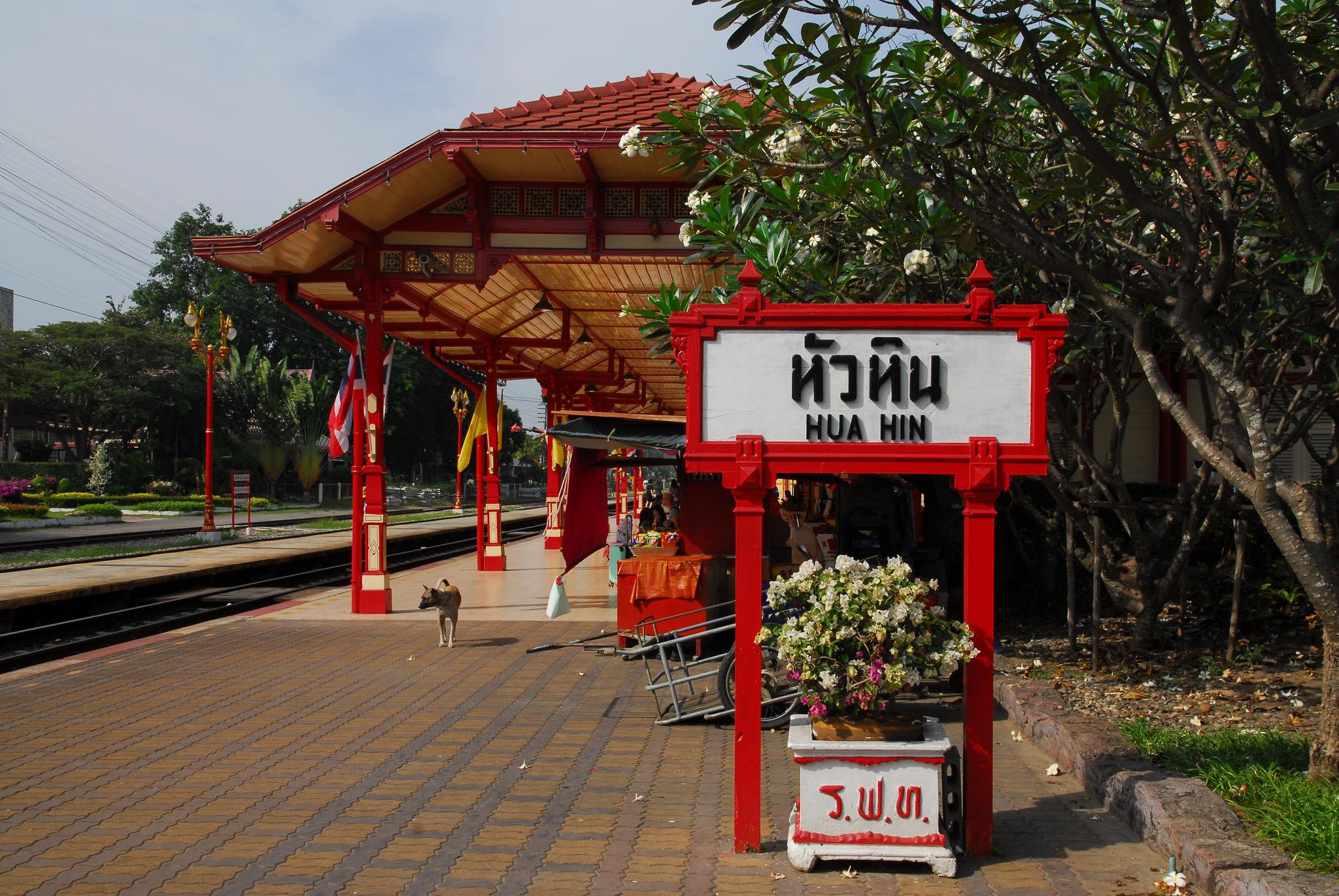 TEFL internship in Hua Hin