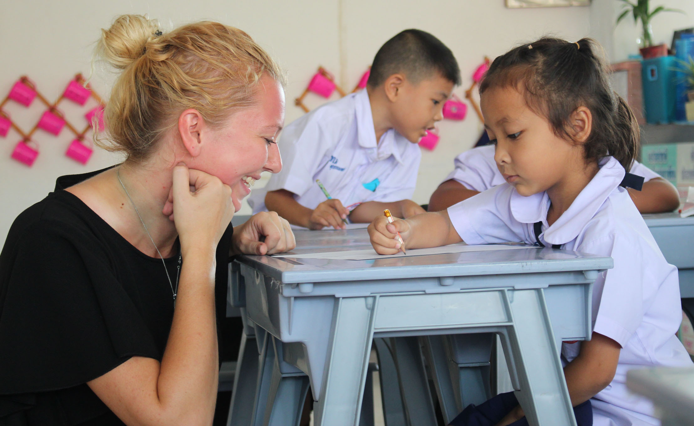 TEFL students