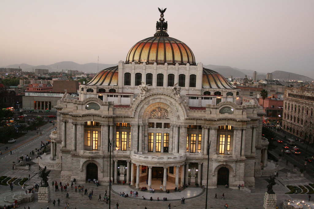 teaching English in Mexico City