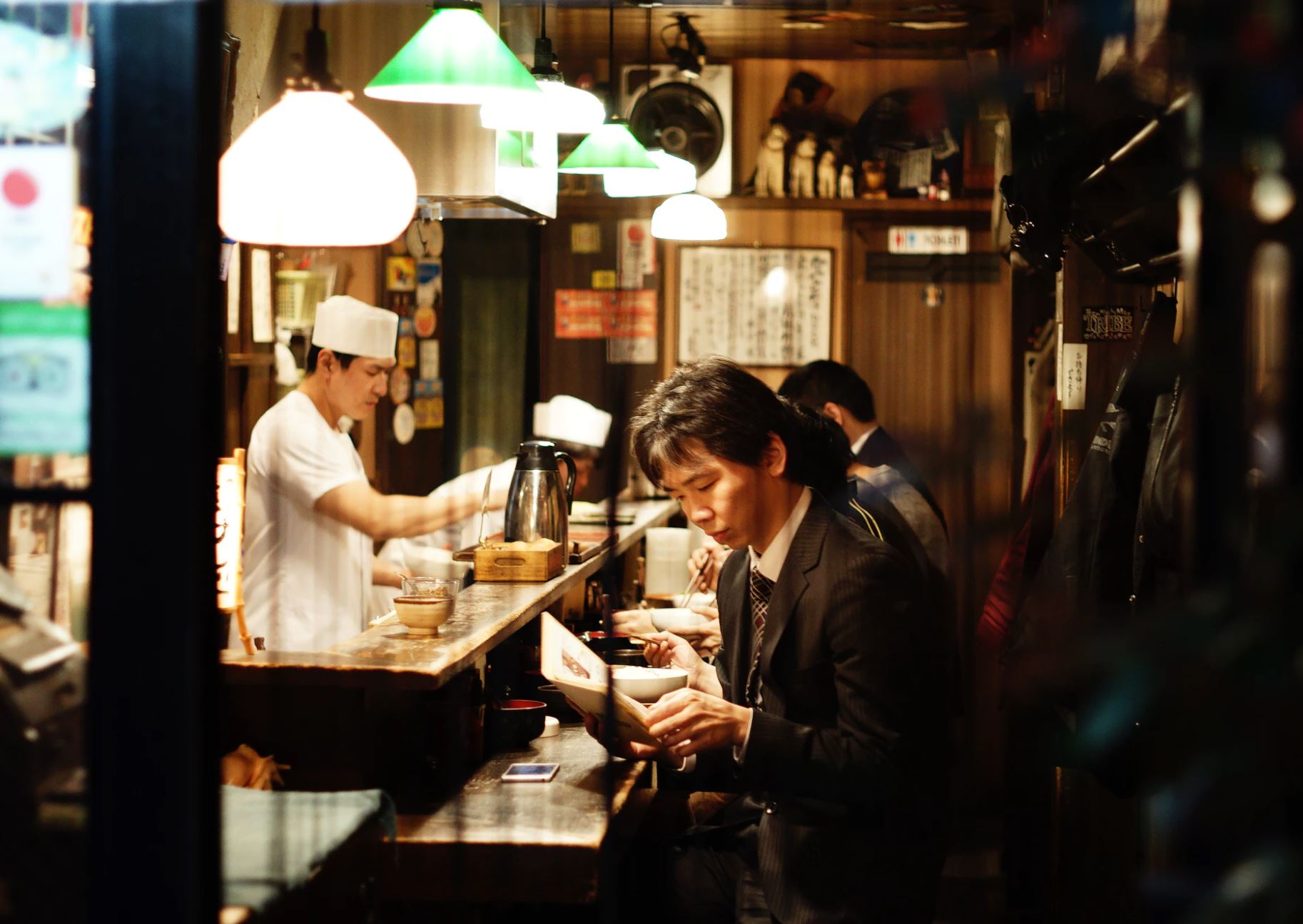 An area guide for English teachers in Tokyo